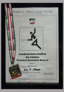 JtfO Landesfinale2013 Urkunde