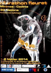 MarathonFleuretParis2014